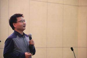 西安电子科技大学密码学专家王子龙副教授介绍了密码学中的数学文化